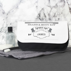 Spruce Up Mens Wash Bag